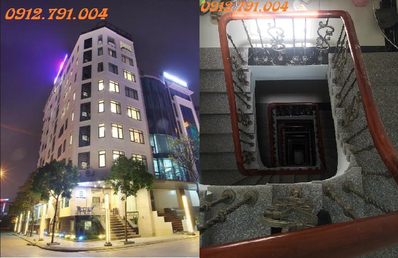 Dự án cầu thang sắt nghệ thuật