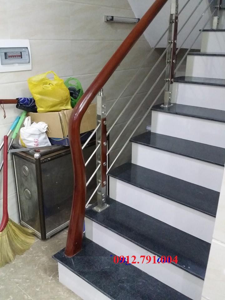 Dự án cầu thang inox đẹp cho mọi nhà