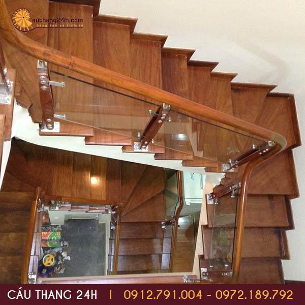4 nguyên tắc thiết kế cầu thang đẹp đối với nhà ống