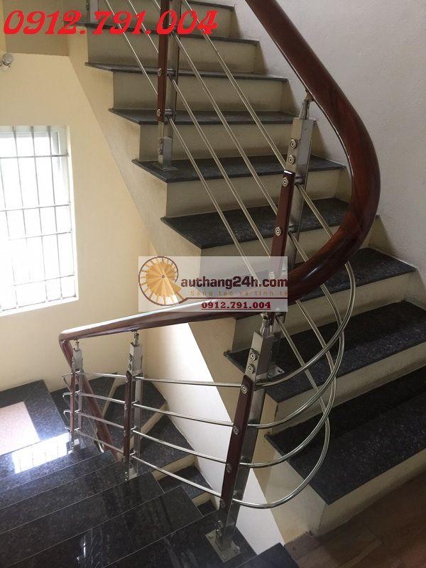 Bối rối trong lựa chọn lan can cầu thang