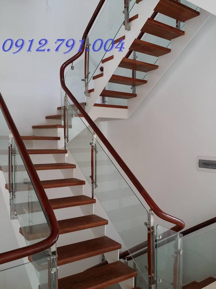 Cầu thang đẹp Hà Nội