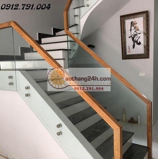 Cầu thang đơn giản khó tạo ấn tượng: Bạn có đang nhầm?