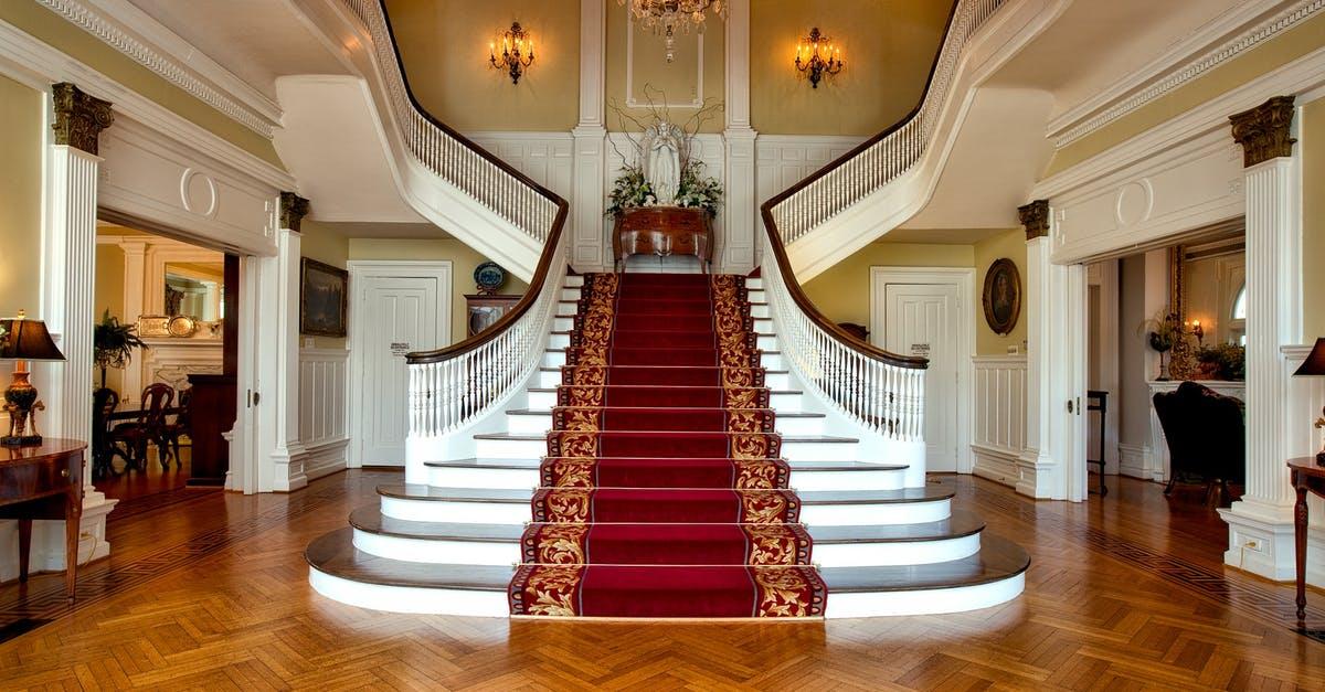 Lưu ý khi thiết kế cầu thang