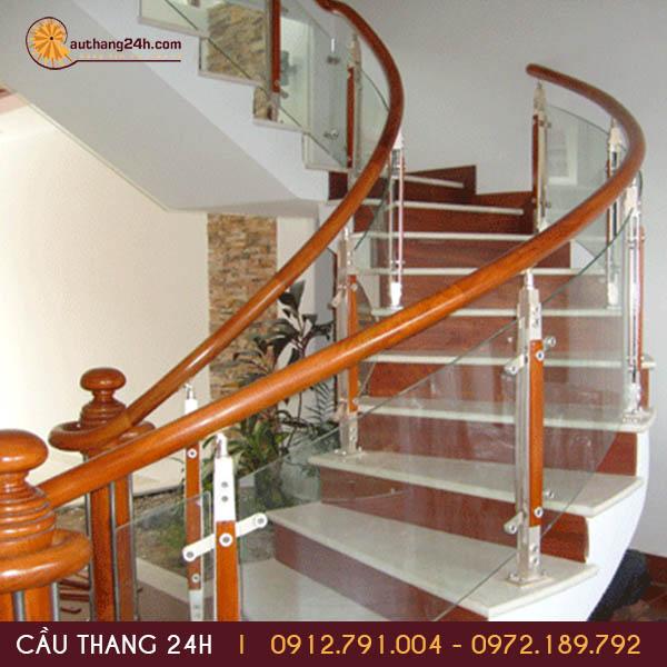 Những kiểu cầu thang cho ngôi nhà đẹp