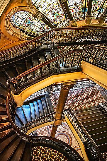 Những mẫu cầu thang đẹp nhất thế giới ai cũng mong muốn check-in 1 lần